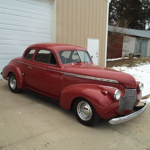 1940 chevrolet coupe 283 v8 3 speed all steel body great driver for sale photos technical. Black Bedroom Furniture Sets. Home Design Ideas