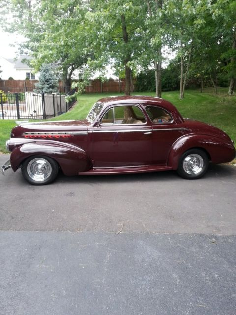 1940 Chevrolet Coupe