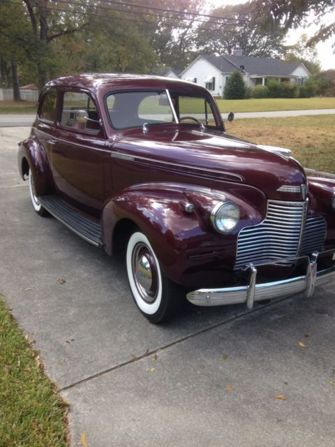 1940 Chevrolet Other Master 85