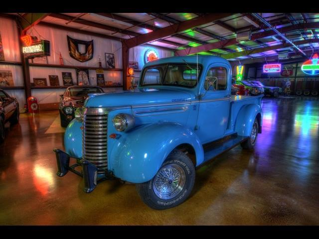 1940 Chevrolet Other Pickups Chevontiac with OHC 250 PMD
