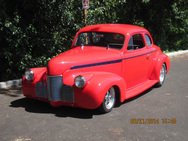 1940 Chevrolet Buisiness Coupe