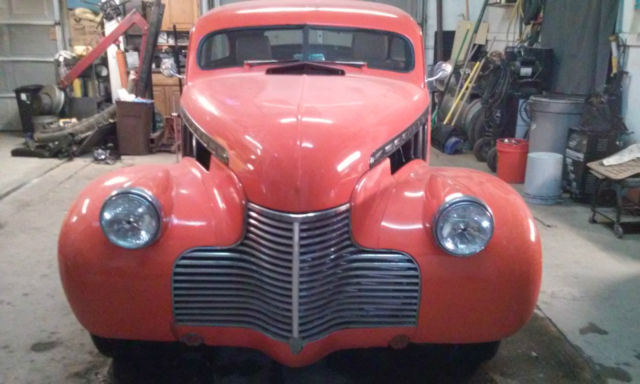 1940 Chevrolet Other 2 door sedan