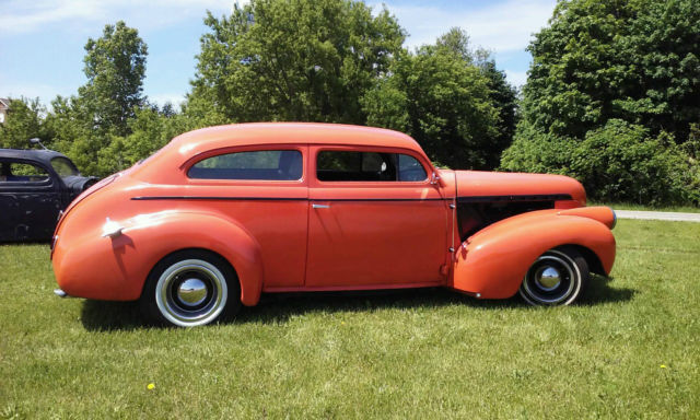 1940 chevy 2 door sedan chopped street rod for sale for 1940 chevrolet 2 door sedan