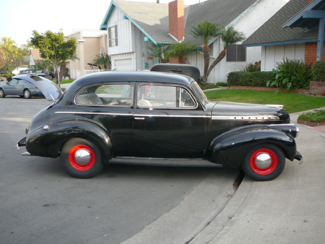 1940 chevy 2 door town sedan for sale photos technical