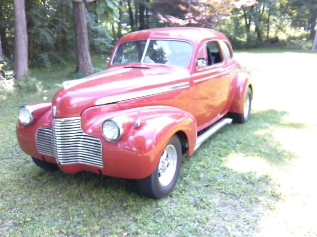 1940 Chevrolet CHEVY SPECIAL DELUXE COUPE BIG BLOCK LS7