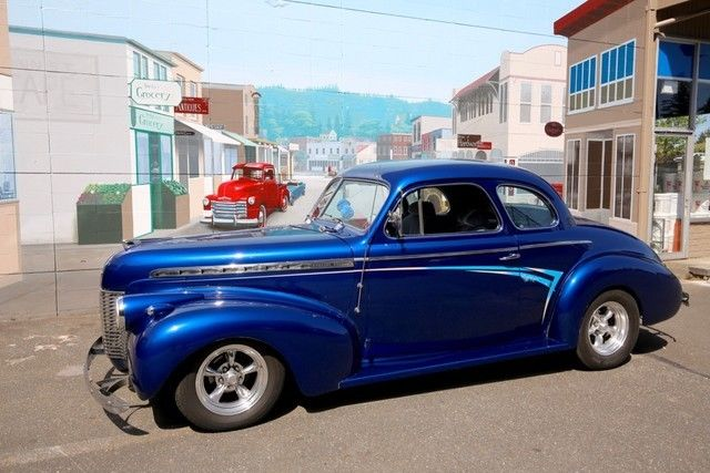 1940 Chevrolet Special Coupe