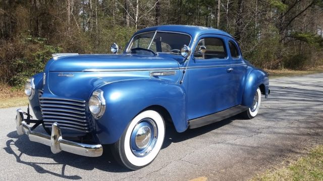 1940 Chrysler Other Deluxe