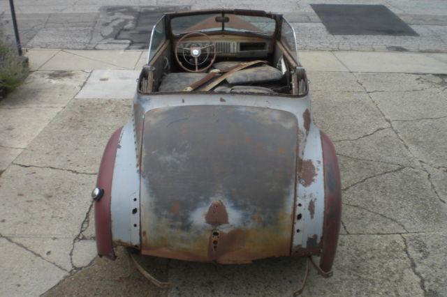 1940 Desoto Convertible Coupe 40 Dodge Chrysler Plymouth