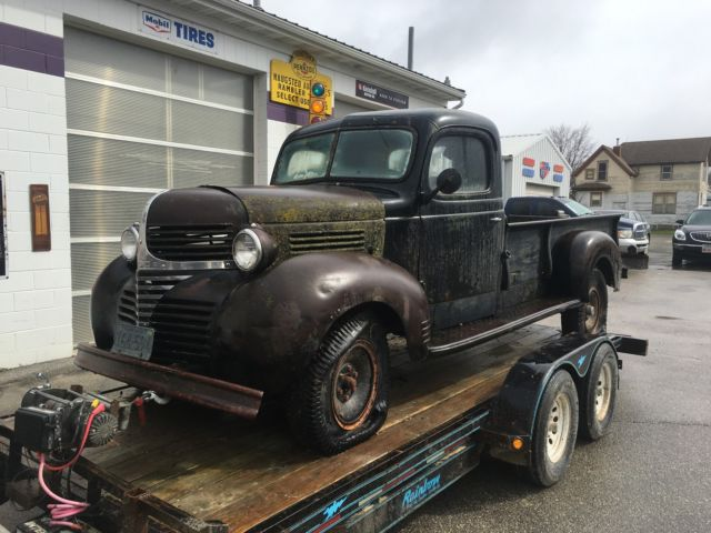 1940 Dodge Other Pickups SURVIVOR!