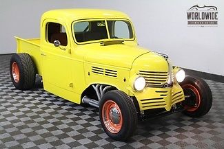 1940 Dodge Other $47K invested. 383 Stoker. 425 HP!