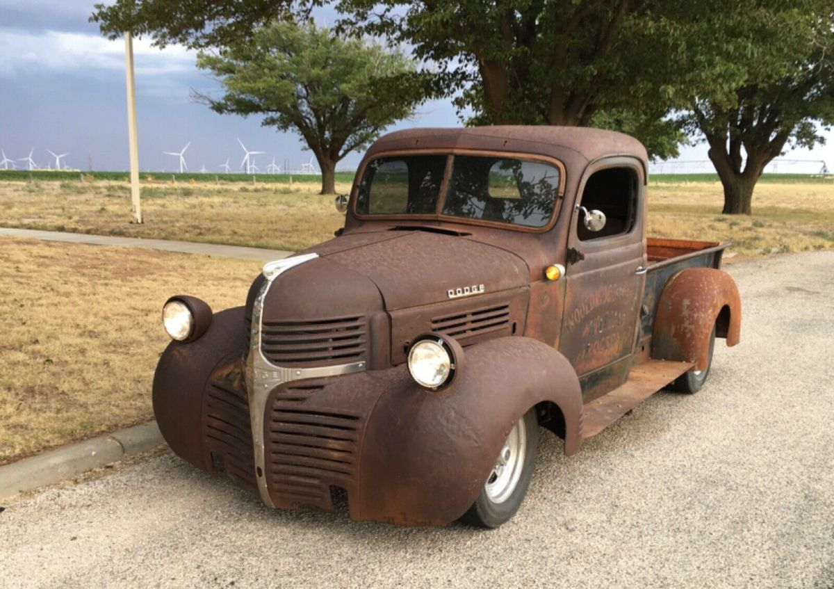 1940 Dodge Truck Added Video Links For Sale Photos Technical Specifications Description