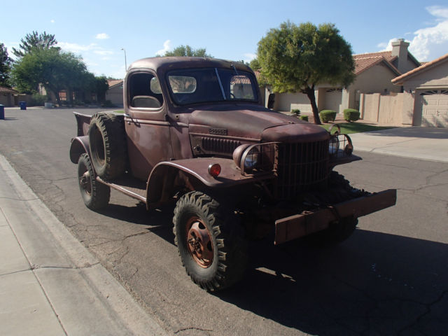 1940 Dodge Power Wagon wc1