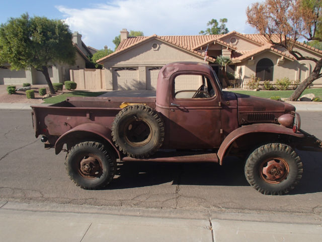 1940s dodge wc power wagon for sale autos post. Black Bedroom Furniture Sets. Home Design Ideas