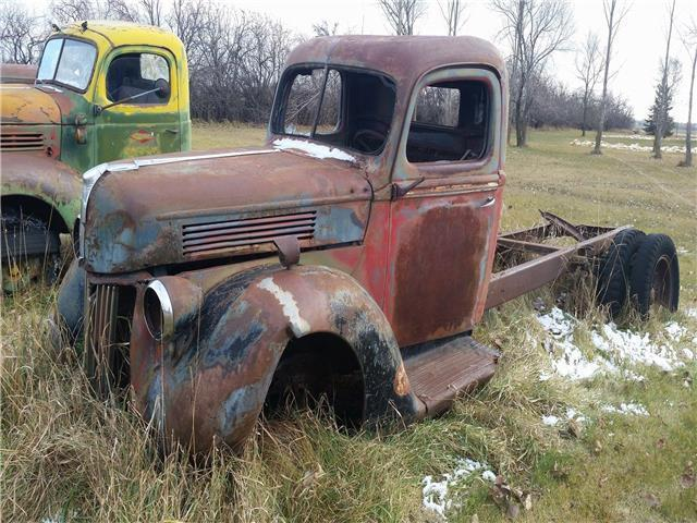1940 Ford 1 1/2 Ton Truck --