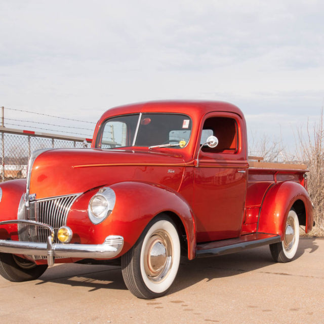 1940 Ford Other Pickups 1/2 Ton Pick Up