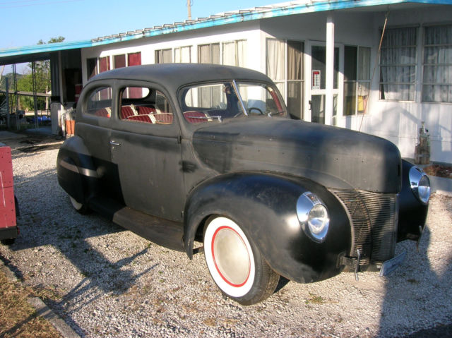 1940 Ford Other 2 DOOR