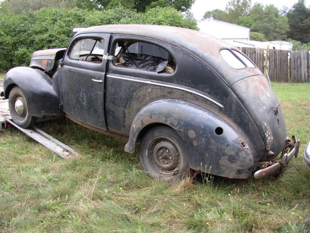 1940 ford 2 door sedan standard v8 original paint for for 1940 dodge 4 door sedan