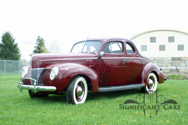 1940 Ford Other Business Coupe