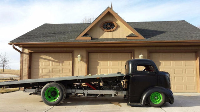 1940 Ford Other Hauler/Rollback