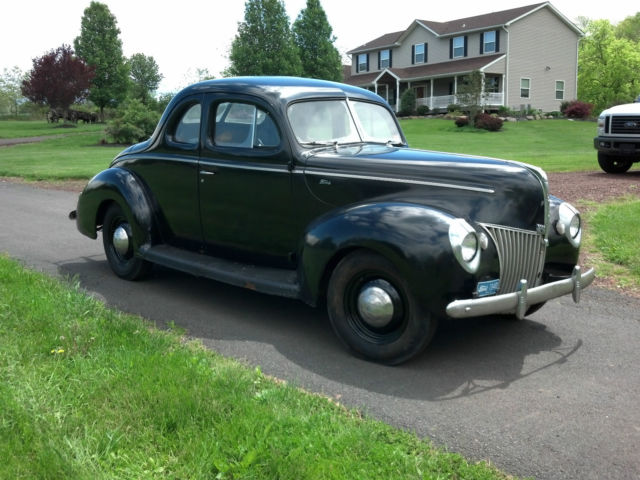 1940 Ford 1940 coupe