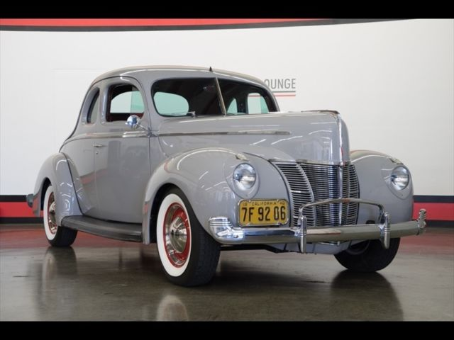 1940 Ford Other Deluxe Coupe Henry Steel