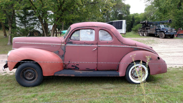 1940 Ford Coupe Project For Sale Picture And Images