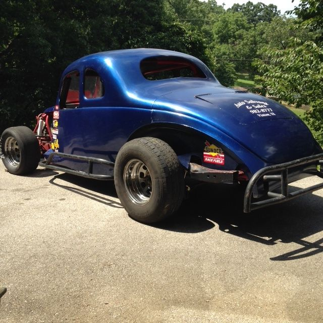 1940 Ford Coupe Race / Drag / Hot Rod For Sale: Photos