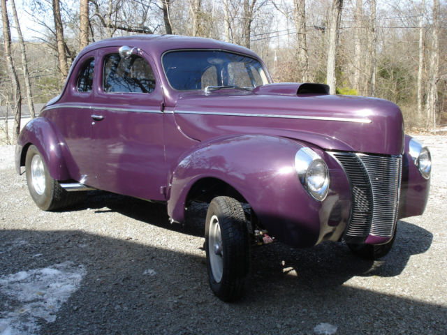 1940 Ford Other Deluxe 2-door coupe