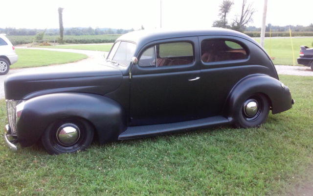 1940 ford deluxe 2 door sedan hot rod for sale photos for 1940 ford two door sedan