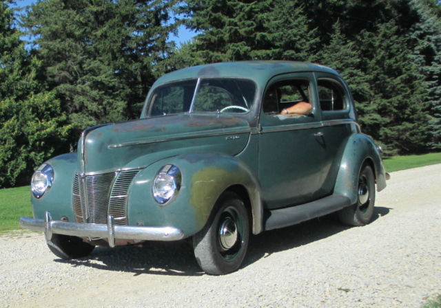 Image result for 1940 ford sedan