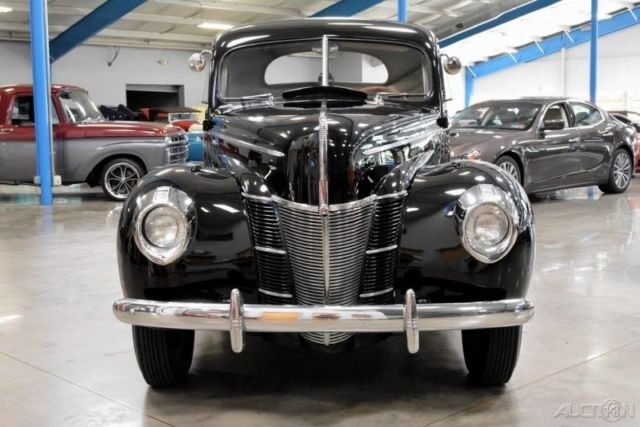 1940 ford deluxe coupe 2 door 3 speed manual flathead v8 for 1940 ford deluxe two door business coupe