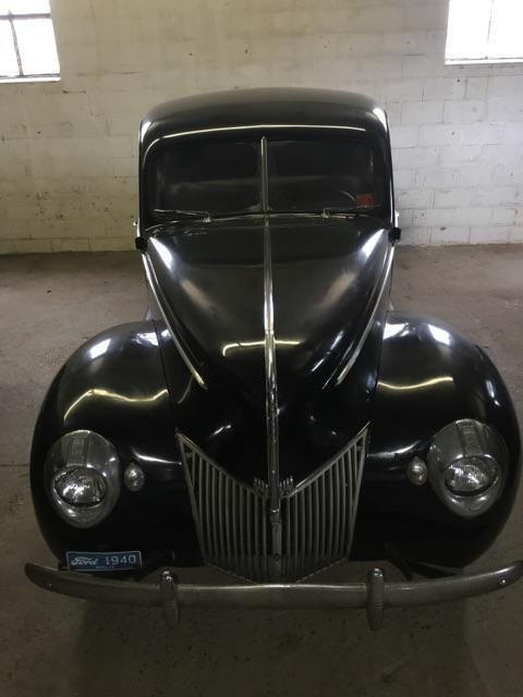 1940 Ford 1932 deluxe coupe