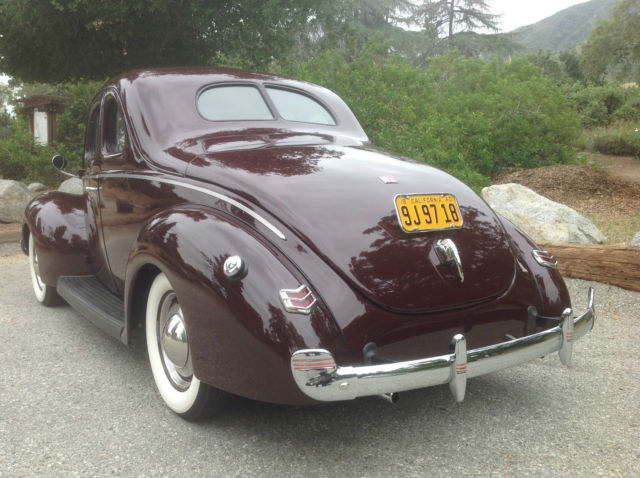1940 Ford Deluxe Coupe