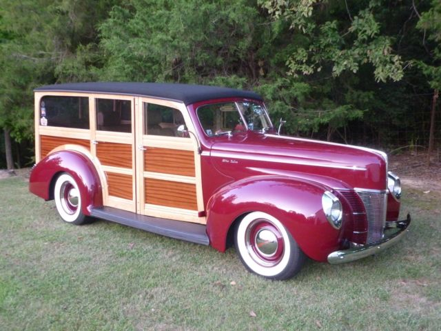 1940 Ford STATION WAGON DELUXE