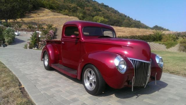 1940 Ford Other Pickups F-1