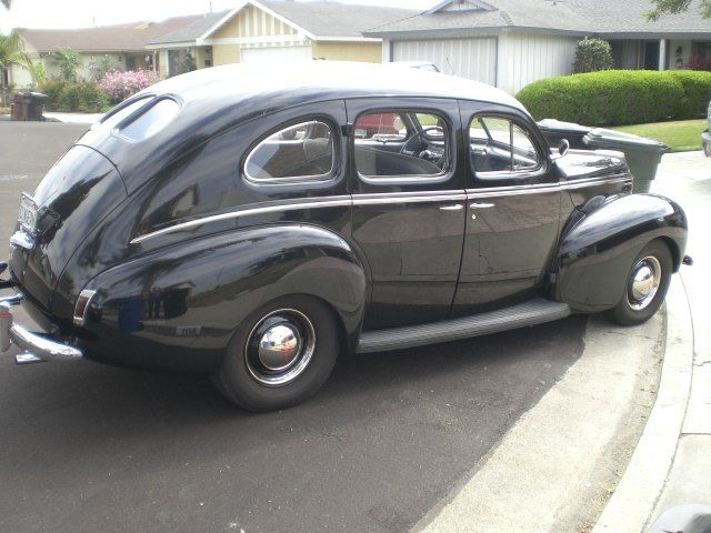 1940 Ford, Lincoln, Mercury, 4 door Sedan for sale: photos ...