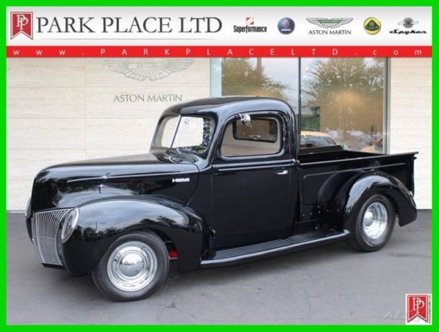 1940 Ford Other Pickups