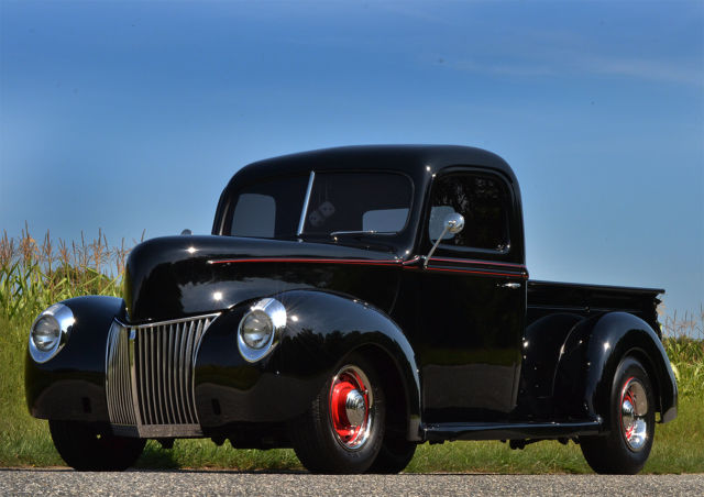 1940 Ford Other Pickups Old School