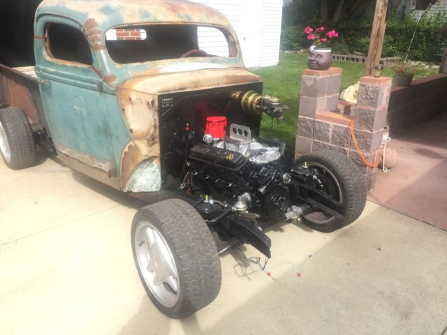 1940 Ford Other Pickups Rat Rod