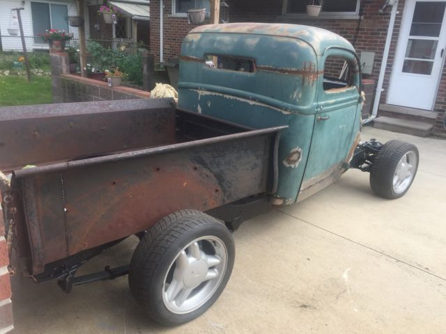 Ford Pickup Rat Rod Project