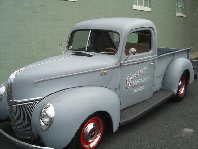 100+ 1940 Ford Pickup Rear Axle – yasminroohi