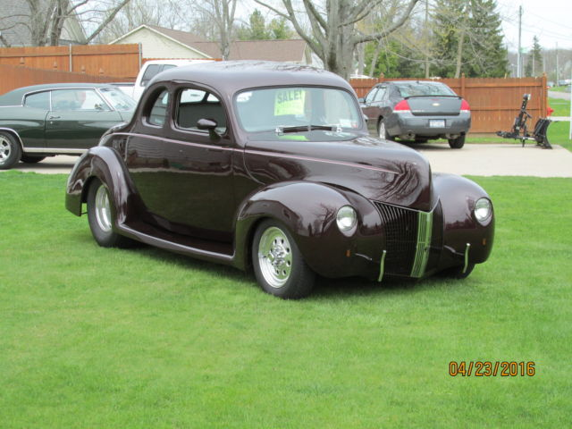 1940 Ford Other STANDARD CUSTOM