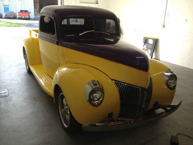 1940 Ford Other Chopped all Steel Pick Up