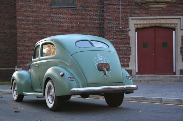 1940 Green Ford Other Sedan