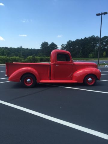 1940 Ford Other Pickups Pick Up Hot Rod