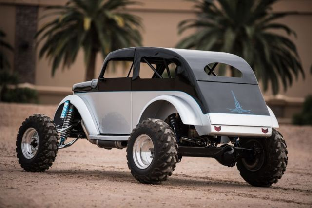 1940 Ford Truck Mini Monster Truck Chevy Custom One Of A