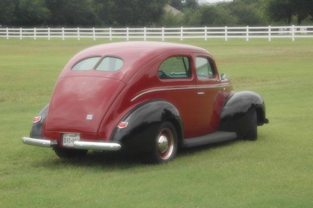 1940 Ford Tudor Custom Classic Street Rod Hot Rod All