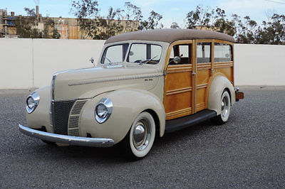 1940 Ford Woody Woody