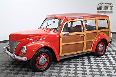 1940 Ford Woody (Woodie) Woody Wagon