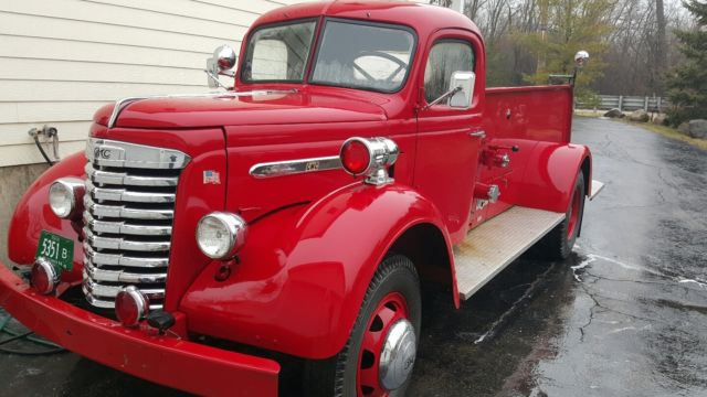 gmc low low miles no rust fire truck flat bed dump truck tow truck
